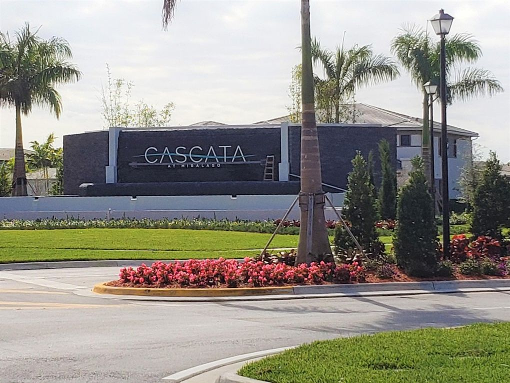 Cascata at MiraLago 35 Lots Remaining